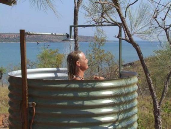 Летний душ для дачи своими руками из подручных материалов фото фото 183