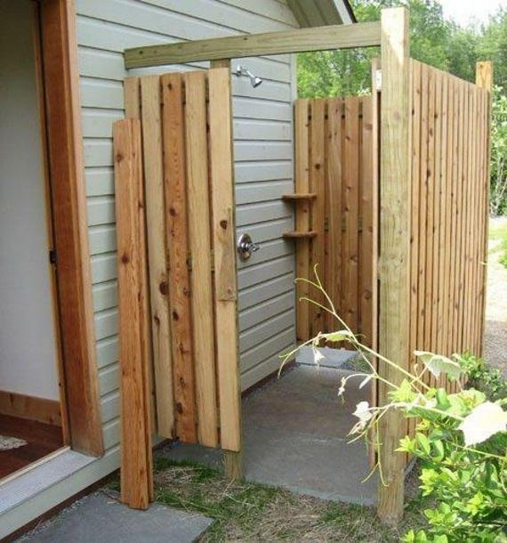Летний душ для дачи своими руками из подручных материалов фото фото 6